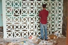 Arte contemporáneo Tenerife, arte en acción. Acción Experimental